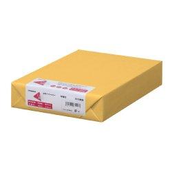 画像1: ナ-1254 カラーペーパー A3 中厚口 濃クリーム 500枚パック(※オンラインストア限定商品)
