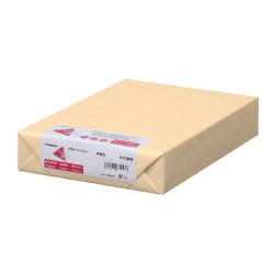画像1: ナ-2266 カラーペーパー B4 中厚口 肌 500枚パック(※オンラインストア限定商品)