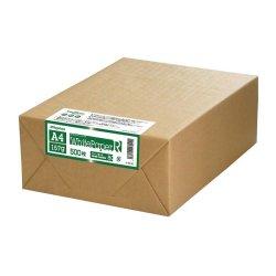 画像1: ナ-RT42 ホワイトペーパーR(グリーン購入法適合) A4 最厚口 500枚パック