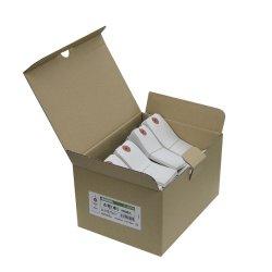 画像1: ニ-N014 長門屋商店 RoHS対応 荷札4号(中)再生紙 1000枚箱入り