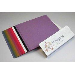 画像1: 美濃紙(折り紙用紙)冬色(10枚×10色アソート・計100枚入)15cm角 MP-M4
