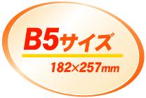 B5サイズ